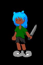 Zane's Character by FireWings26