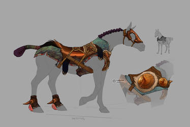 ClotheMe Commission: Leviathel by Sarspax