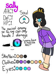 sally Ref ((UPDATED)) by NathalieAquino