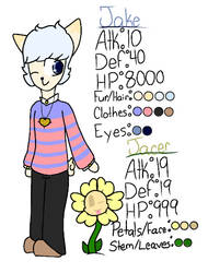 Jake Ref by NathalieAquino