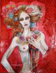Ana's Mascarade by winona-adamon