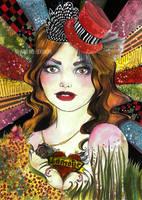 Cabaret by winona-adamon