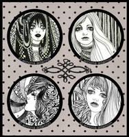 Badges N1 by winona-adamon