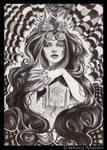 Priestess by winona-adamon
