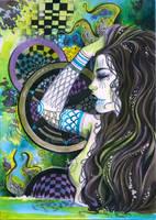 Sea Witch by winona-adamon
