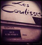 Les Saints Coulisses Rustique(s) by winona-adamon