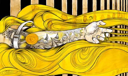 Golden Brown by winona-adamon