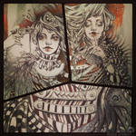Detail Suicide-Fratricide first version by winona-adamon