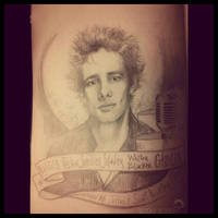 Fanart Friday 01 - Jeff Buckley by winona-adamon