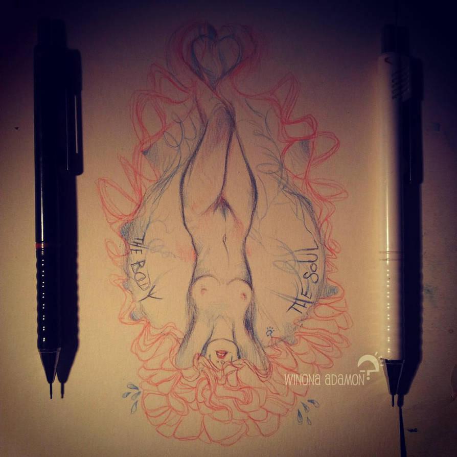 Body Heart Soul by winona-adamon
