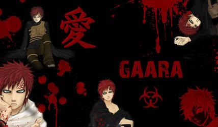 Sabaku no Gaara - Wallpaper by XxmygenerationxX
