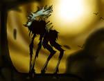 Tale from Black: Deer by AngelKiller666