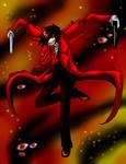 Hellsings Alucard: Wrath by AngelKiller666