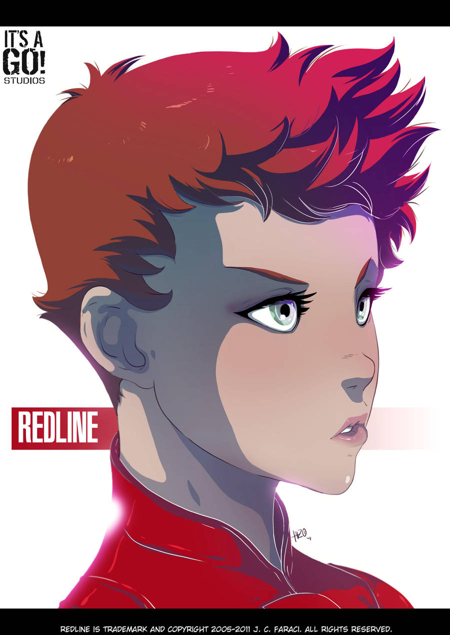Redline by MetalHanzo by itsago