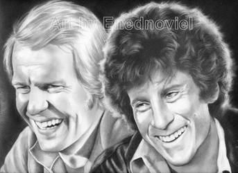 Happy Starsky and Hutch by enednoviel