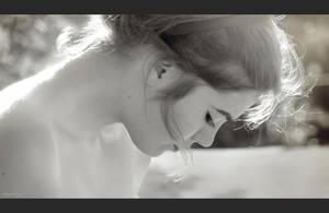 A smile that explodes II by AncaMitroi