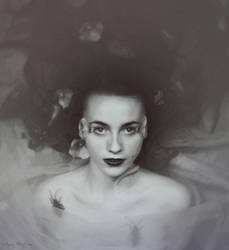 Nebula Queen by AncaMitroi