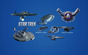 Star Trek wallpaper by WalentyWalewski
