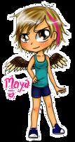 MR: Fanart: Maya by Ch4rm3d
