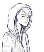 Music Sketch by PaulinaKlime