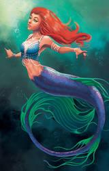 Mermaid by BlackHawk45LC
