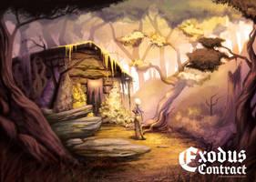 Exodus Contract promo image by BlackHawk45LC