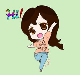 Hi! by Mei-Haruka