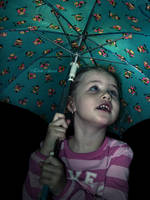 under the umbrella by kicsianna