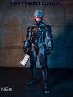 Metal gear rising Raiden by Naythero
