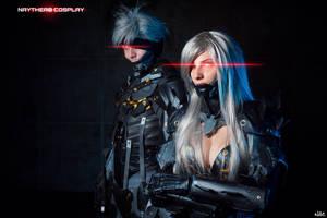 Metal Gear Rising: revengeance by Naythero