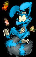 junk food junkie by wimpod