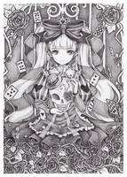 Mad Hatter is Dead by shirasaki