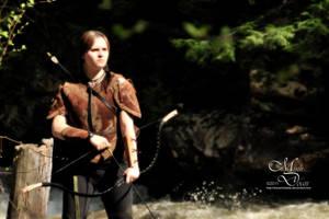 The Archer - Silent Torrent by maverickdelta