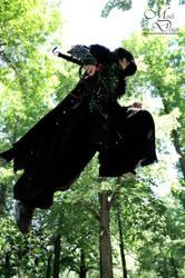 Dark Leap by maverickdelta