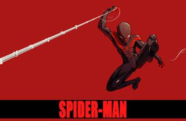 Spider-Man by DezzManX
