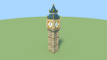 Big Ben by Luned13