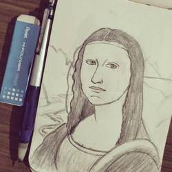 Mona Lisa by Luned13