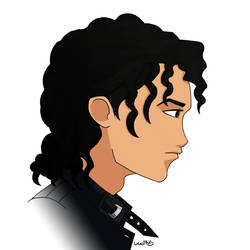Michael Jackson by Luned13