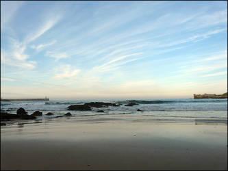 Azules en tierra, mar y cielo by Eaglerock