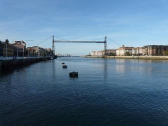 Puente Bizkaia II by Eaglerock