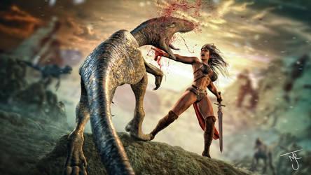 Raptors by tab109