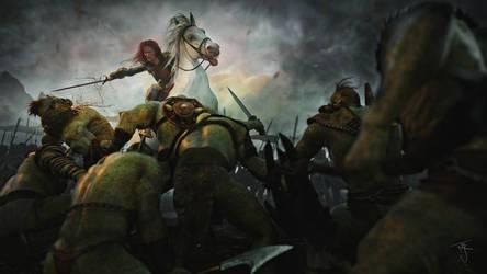 Orcs by tab109