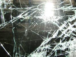 broken glass stock 2 by EmzazasStock