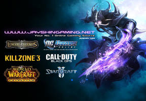Banners and logos by JayApostol