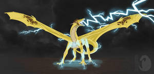 Thunder Roar by Yellow-Dragoness