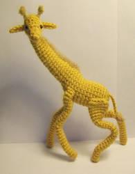 New Pattern: Giraffe by Pickleweasel360