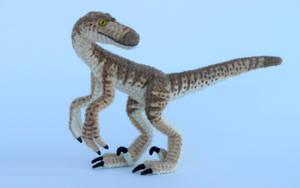 Velociraptor by Pickleweasel360