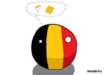 Belgiumball by Sovietball