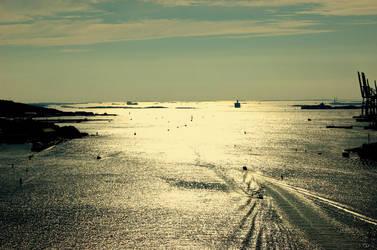 Far far away by havsvindarna