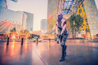Aria T'loak - Mass Effect 3 cosplay by emmabellish